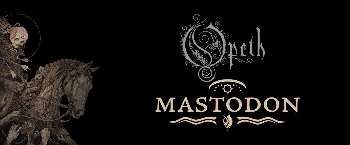 Opeth/Mastodon