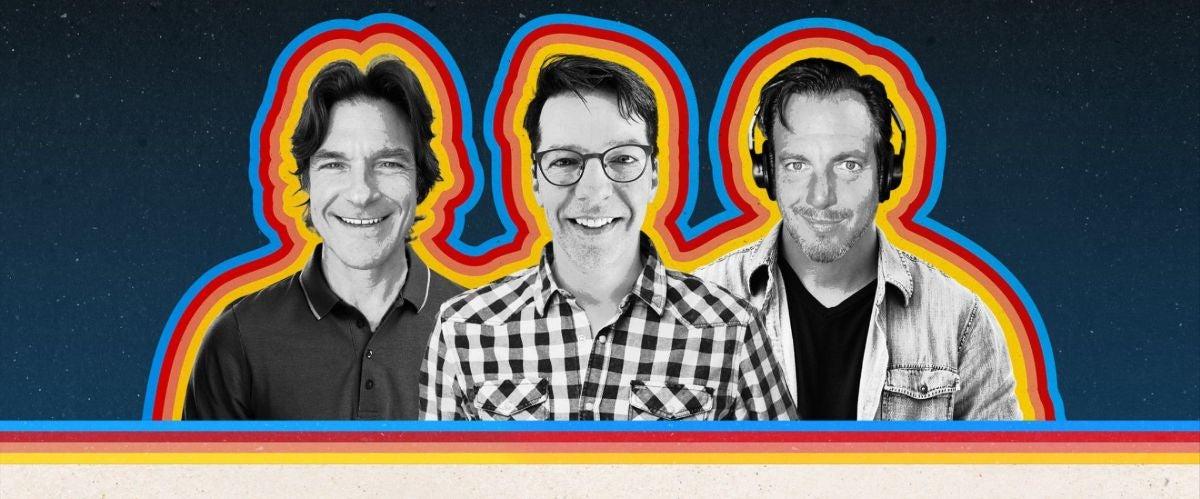 SmartLess Tour Live With Jason Bateman, Sean Hayes & Will Arnett