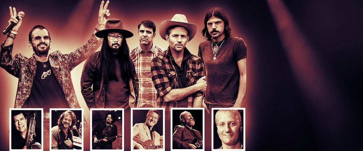 Ringo Starr & His All Starr Band / The Avett Brothers