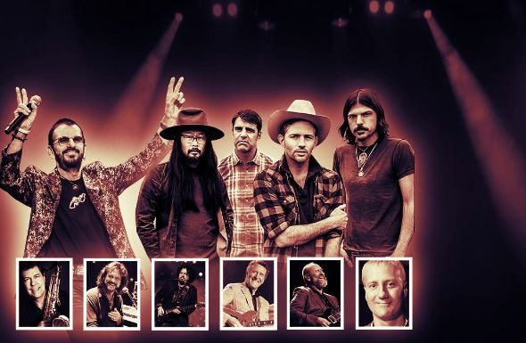 More Info for Ringo Starr & His All Starr Band / The Avett Brothers